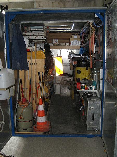 Werkzeug und Ganituren