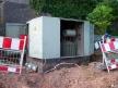 alte Kompaktstation zerlegen